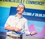 Konferencja z Piotrem Urbaniakiem podczas Kids' Time 2019