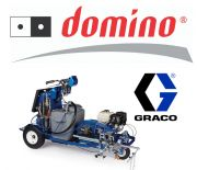 Domino z produktami marki Graco podczas targów Autostrada-Polska