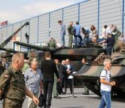 THE ANNIVERSARY OF THE ARMED FORCES EXHIBITION AND THE OPEN DAY