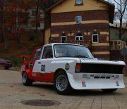 Legendarny, wyścigowy FIAT 125 GTJ zaparkuje w Targach Kielce