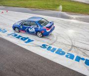 Szkoła Jazdy Subaru na Dub IT Inter Cars Tuning Festival 2019 w Targach Kielce