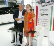 Garcarek i Pilato podpisali deklarację współpracy podczas NECROEXPO 2019