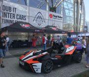 Luksusowe przejażdżki z ONYXCAR to jedna z atrakcji podczas DUB IT Inter Cars Tuning Festivalu