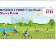"THIS SEPTEMBER MARKS THE BEGINNING OF THE 1ST  EDITION OF THE ""CYCLING CAPITAL OF POLAND"" COMPETITION - KIELCE JOINS IN!"