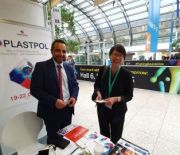 PLASTPOL AT THE 21ST INTERNATIONAL PLASTIC AND RUBBER FAIR IN DÜSSELDORF