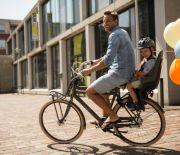 Bezpieczeństwo w foteliku rowerowym od firmy ANGRE