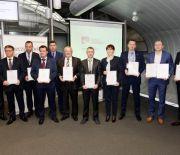 """Nagrody """"Regionalne Orły Eksportu 2016"""" wręczono w Targach Kielce"""