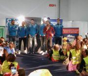 """Finał konkursu """"Bezpieczeństwo na 5"""" w Targach Kielce"""