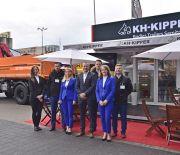 KH-KIPPER SHOWCASES AT ROTRA EXHIBITION
