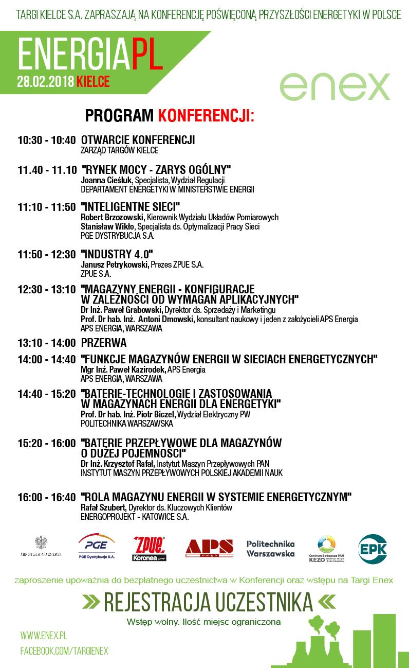 Elektryczność w nowoczesnym wydaniu – konferencja EnergiaPL