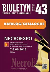 Necroexpo 2013 - katalog PDF