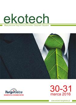 Ekotech 2016 - folder