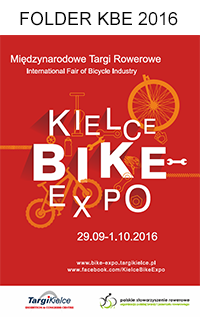 Kielce Bike Expo 2016 - folder