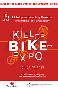 Kielce Bike Expo 2017 - folder
