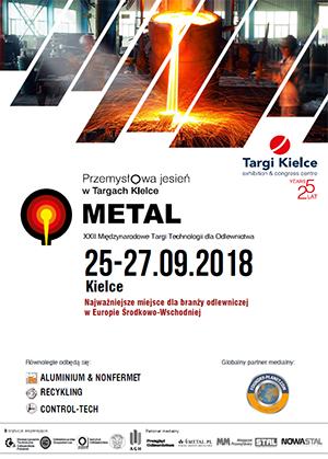 METAL 2018 - folder