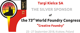 Targi Kielce - sponsor of World Foundry Congress