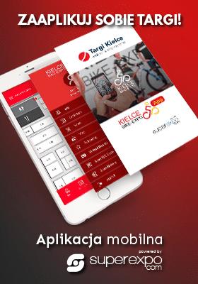 Aplikacja mobilna KIELCE BIKE-EXPO