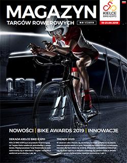 Magazyn targów rowerowych Kielce Bike-Expo