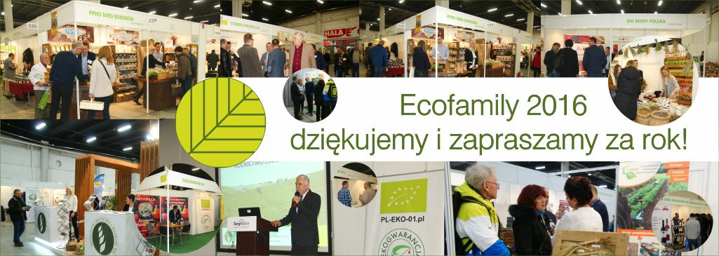 ecofamily 2016 - podziękowania