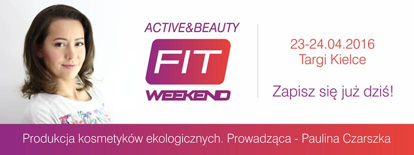 Active&Beauty 2016 - Produkcja kosmetyków ekologicznych