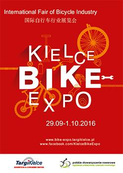Kielce Bike Expo 2016 - china