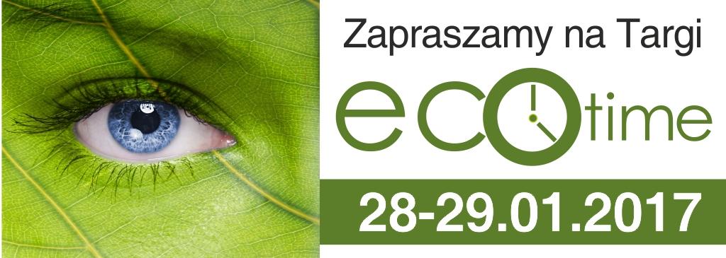 baner ecotime 2017