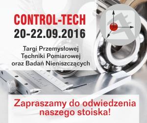 control-tech 2016 - 300x250 odwiedz stoisko