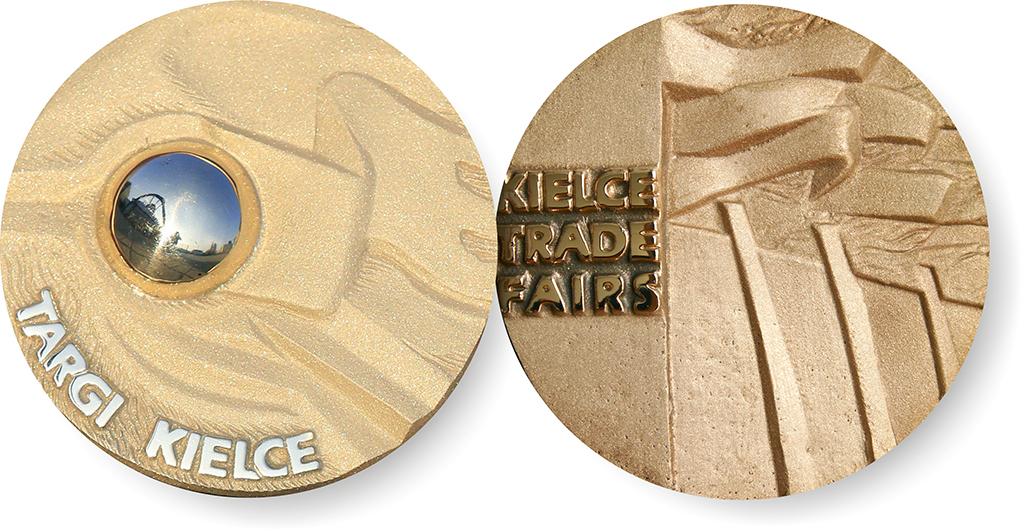 Medal targów Kielce za najlepsze produkty