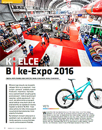 bikeBoard listopad-grudzień 2016 - Targi BIKE EXPO 2016
