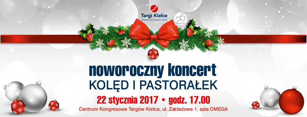 noworoczny koncert kolęd i pastorałek
