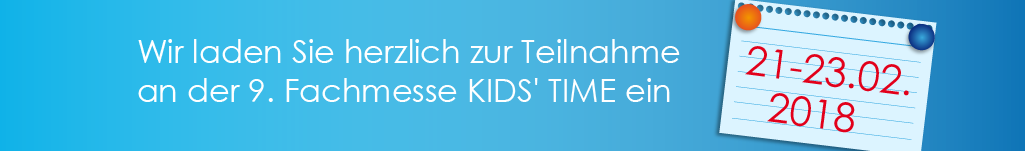 kids time 2018 DE