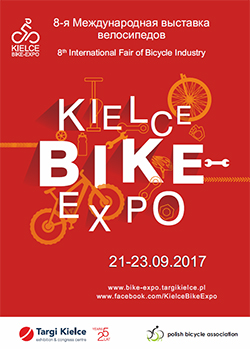 kielce bike expo 2017 - folder ros