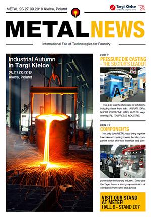metal 2018 news EN