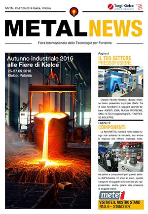 metal 2018 news IT