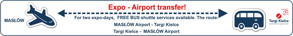 expo-airport transfer