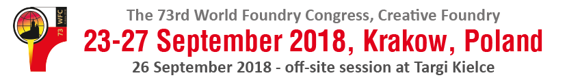 world foundry congress 2018