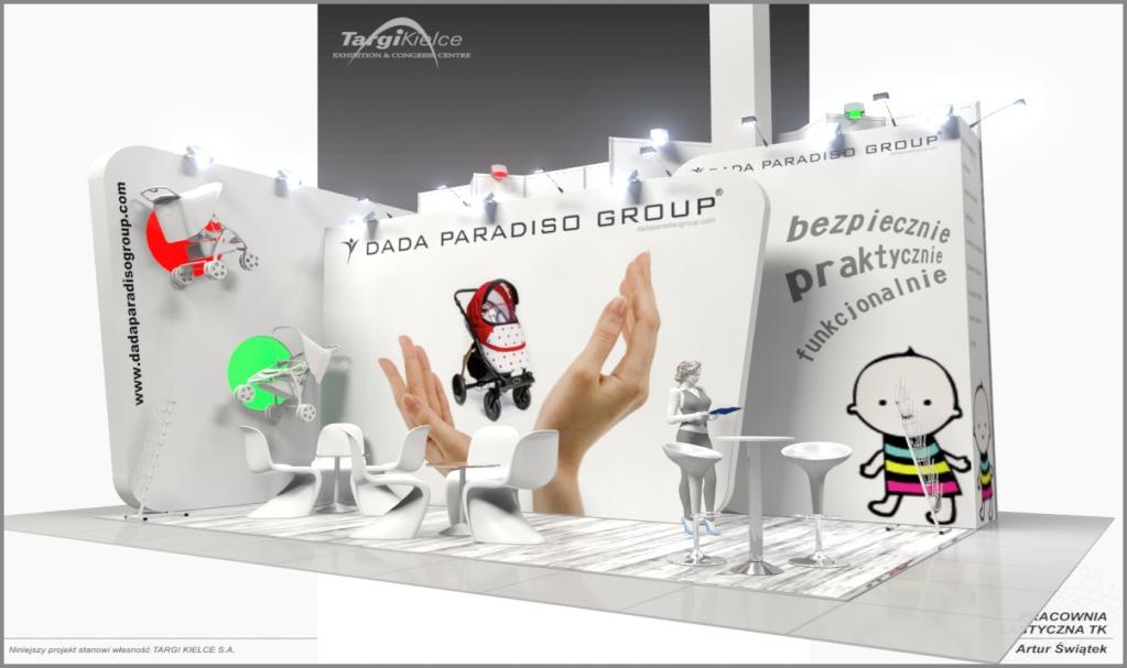 graficzne projektowanie stoisk