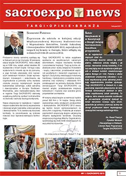 sacroexpo 2011 news