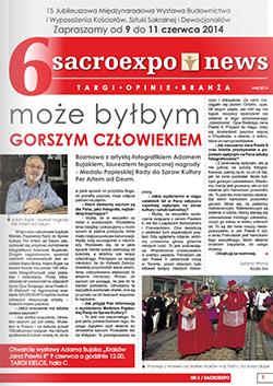 sacroexpo 2014 news