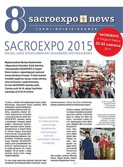 sacroexpo 2015 news