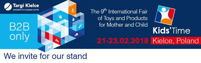 Kids Time 2018 - we invite you to our stand 640x200 2