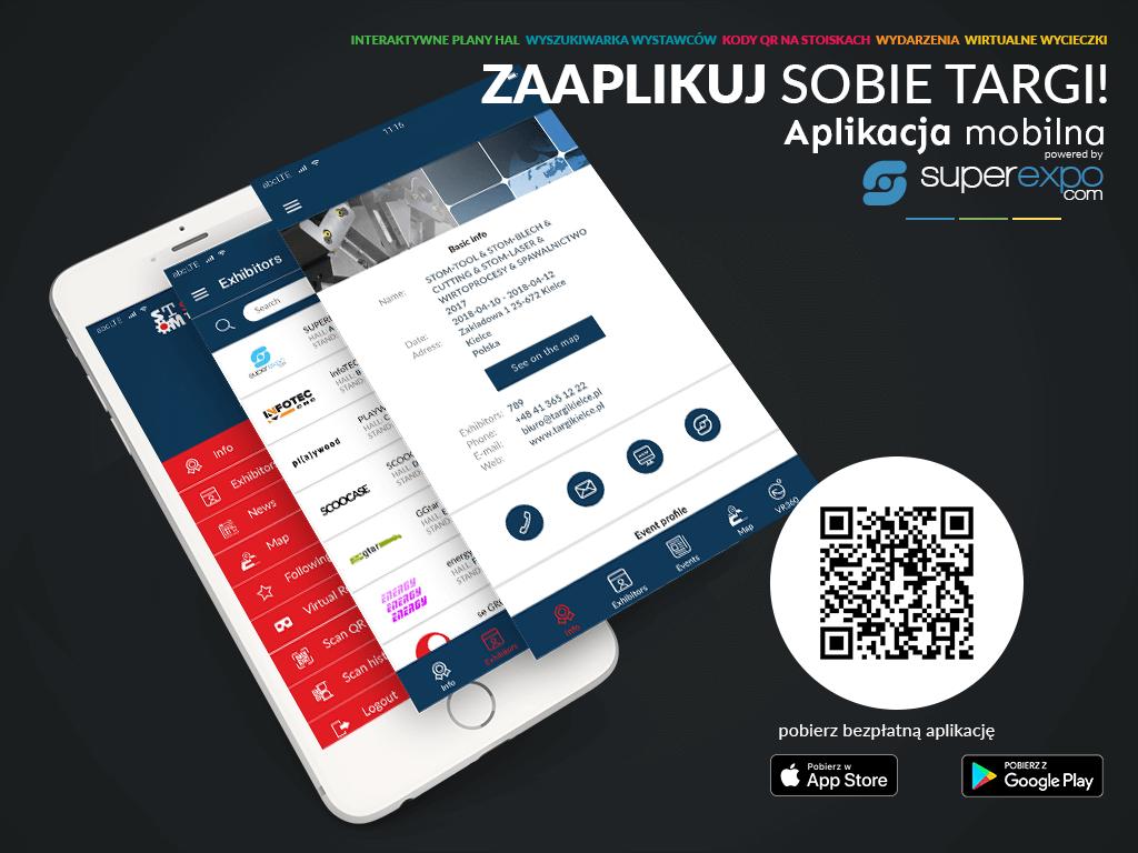 stom 2018 - aplikacja mobilna