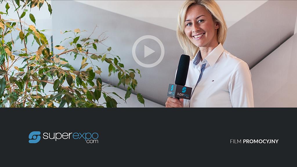 usługi marketingowe - superexpo - Film promocyjny lub autoprezenacja video