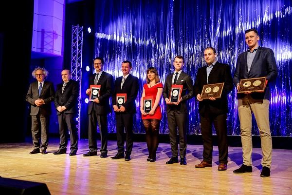 Control-Stom 2018 - gala wręczenia medali i wyróżnień
