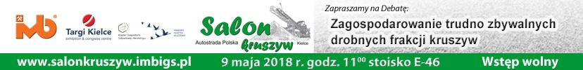 autostrada 2018 - salon kruszyw