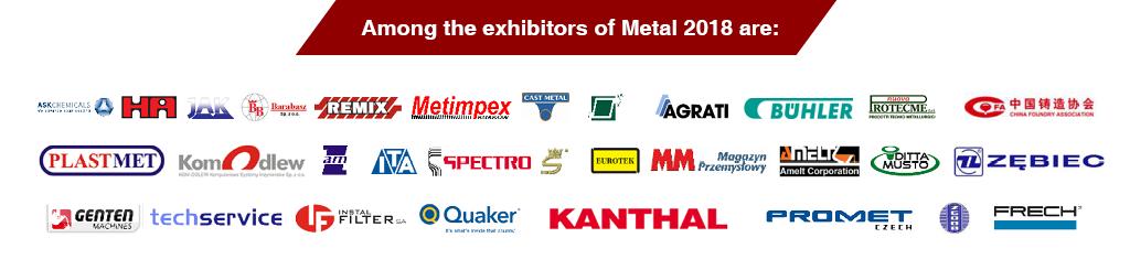 metal 2018 - among the exhibitors