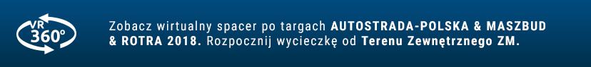 autostrada-polska 2018 - wirtualny spacer