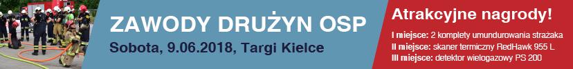ifre 2018 - zawody drużyn osp