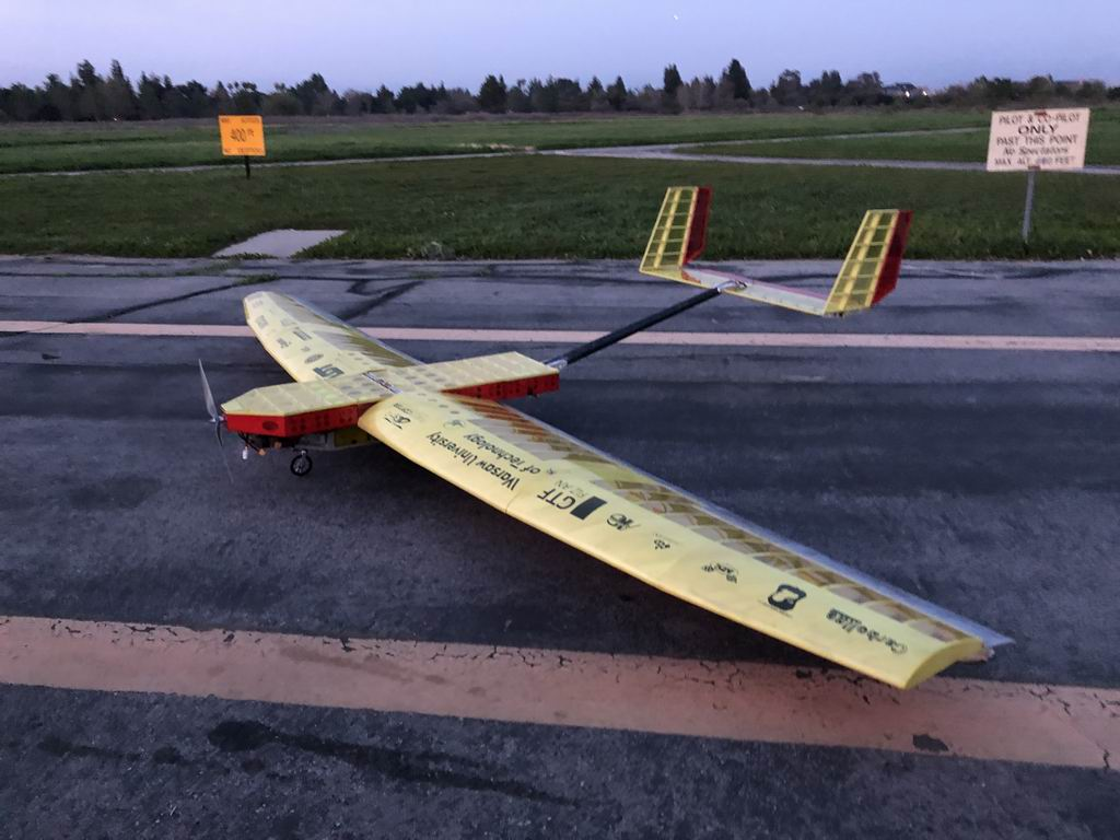 tll - SAE AeroDesign 03