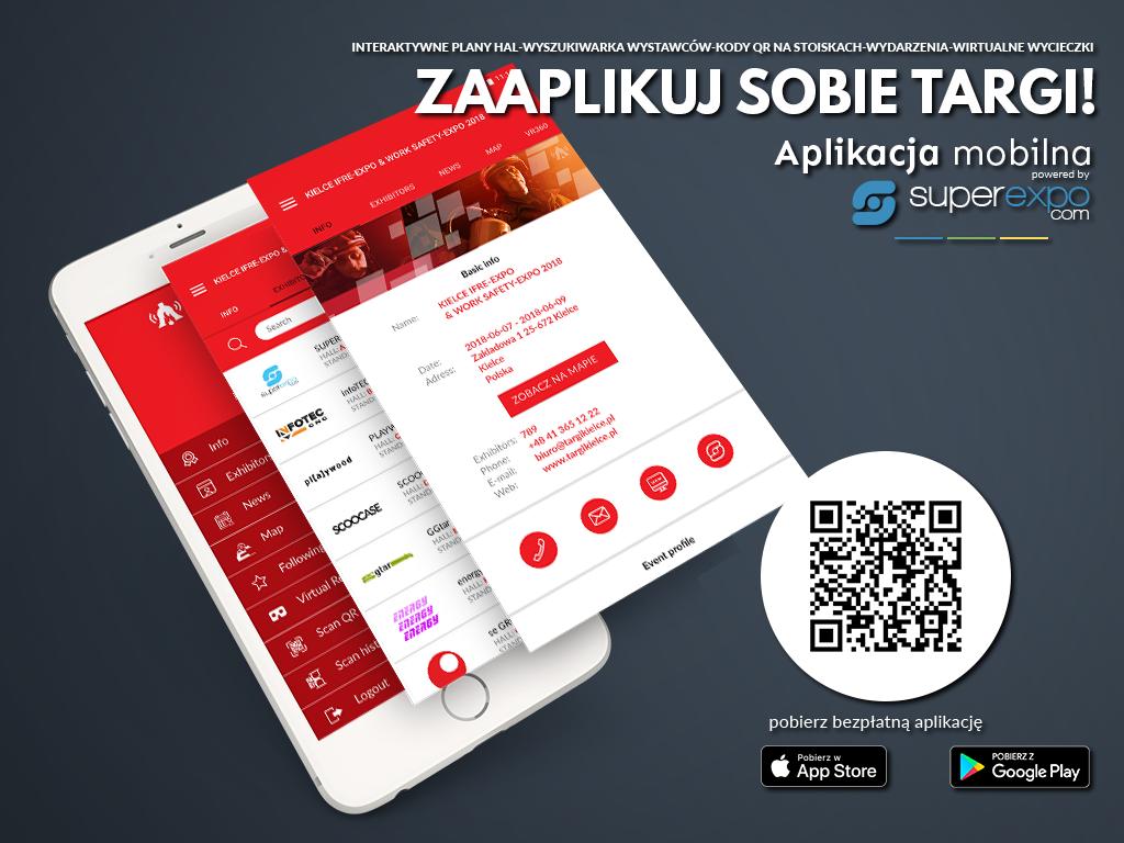ifre 2018 - aplikacja mobilna